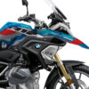 BKIT 4050 BMW R1250GS Cosmic Blue Safari Red Blue Stickers 02
