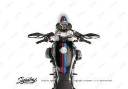 BKIT 4113 BMW R nineT Full M Sport Stripes Stickers 02