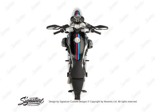 BKIT 4113 BMW R nineT Full M Sport Stripes Stickers