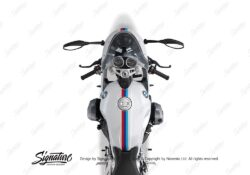 BKIT 4116 BMW R nineT Racer Full M Sport Stripes Stickers 02
