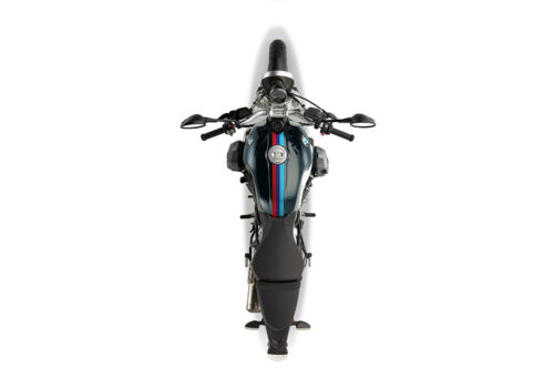BKIT 4119 BMW R nineT Pure M Sport Stripes Stickers