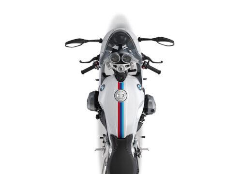 BKIT 4120 BMW R nineT Racer M Sport Stripes Stickers 02