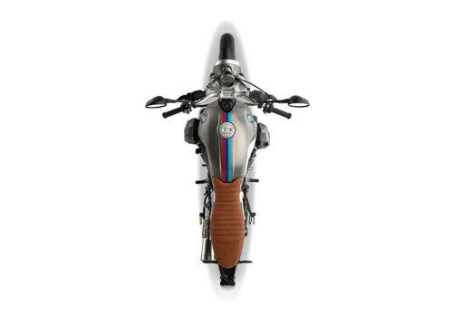 BKIT 4121 BMW R nineT Scrambler M Sport Stripes Stickers 01