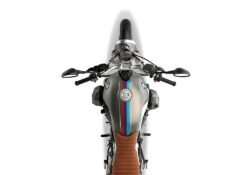BKIT 4121 BMW R nineT Scrambler M Sport Stripes Stickers 02