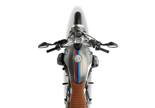 BKIT 4121 BMW R nineT Scrambler M Sport Stripes Stickers 02