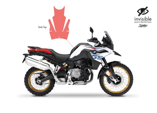 4202 BMW F850GS Tank Top Protective Film 01 1