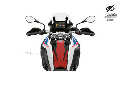 4202 BMW F850GS Tank Top Protective Film 02 1