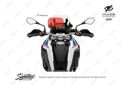 BPRF 4208 F850GS TFT Dashboard Protective Film 02