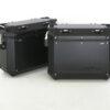 TPRF 4211 Triumph Expedition Black Aluminum Side Panniers 37L Protective Films 01