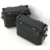 TPRF 4211 Triumph Expedition Black Aluminum Side Panniers 37L Protective Films 05