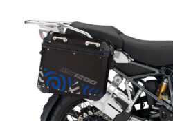 BSTI 4147 BMW Aluminum Panniers Four Elements Blue Silver 02 1