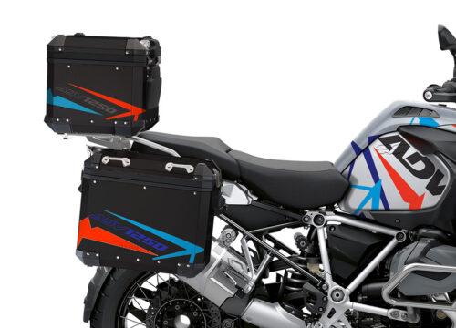 BSTI 4176 BMW Top Box Sike Red Blue Light Blue 02