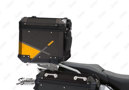 BSTI 4182 BMW Top Box Vector Yellow Silver 03