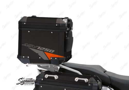 BSTI 4190 BMW Top Box Velos Orange Grey Silver 03