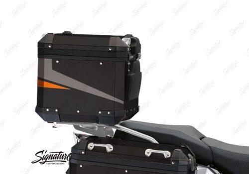 BSTI 4197 BMW Top Box Vivo Orange Silver 03