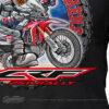 HTSH 4281 Honda CRF250 Rally Rider T Shirt Black 02 1
