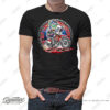 HTSH 4284 Honda CRF250L Rider T Shirt Black 01 1