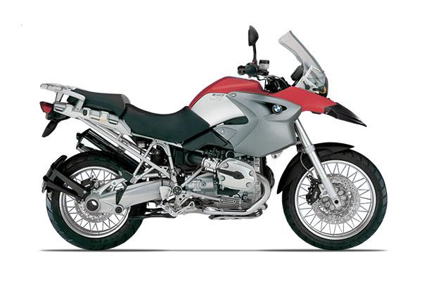 BMW R1200GS 2004 2007