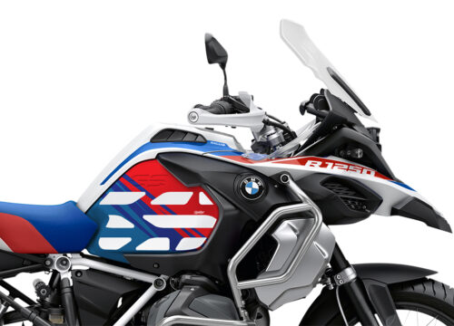 SIG 1001 02 SR BMW R1250GS Adventure Style Rally Anniversary Styling Stickers 02