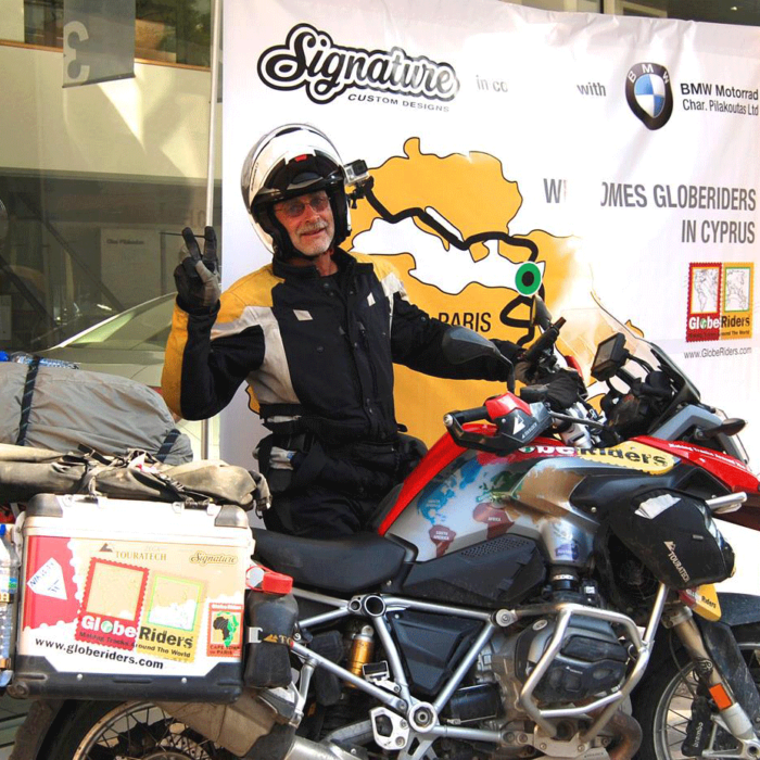 sponsor riders