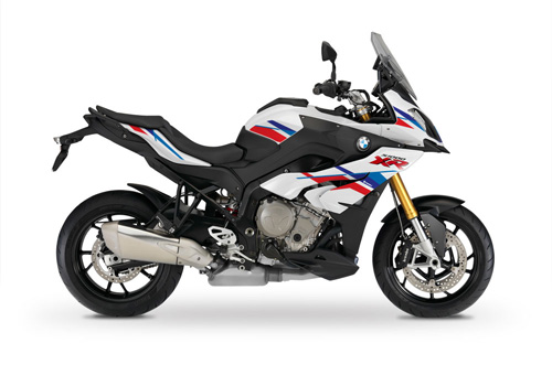 BKIT 2441 BMW S1000XR Alpine White Stingray MSport Colours Stickers Kit 01 1