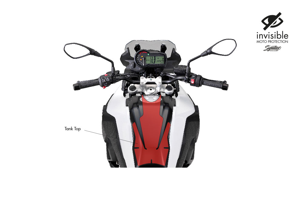 SIG 1027 02 BMW F750GS Tank Top Protective Films 02