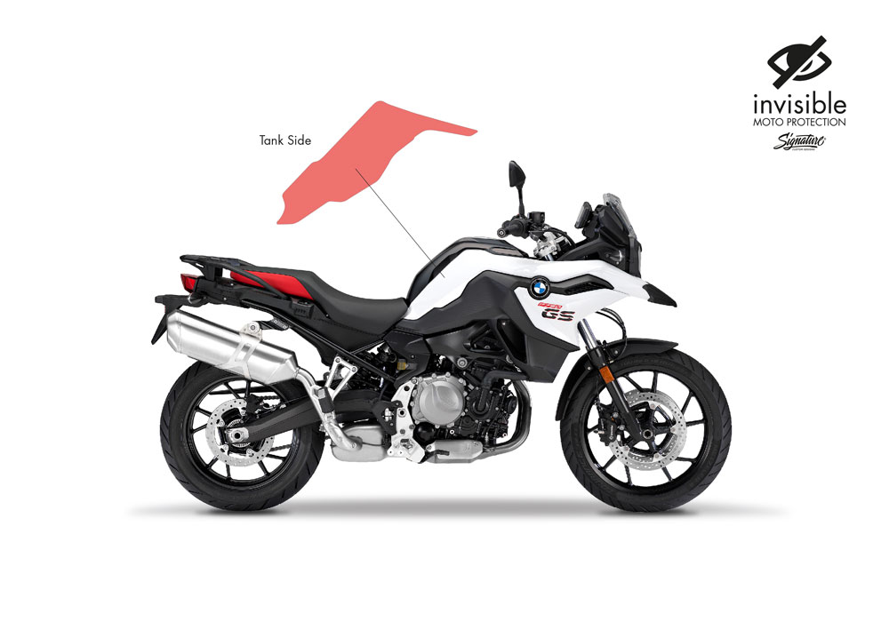 SIG 1028 02 BMW F750GS Tank Side Protective Films 01