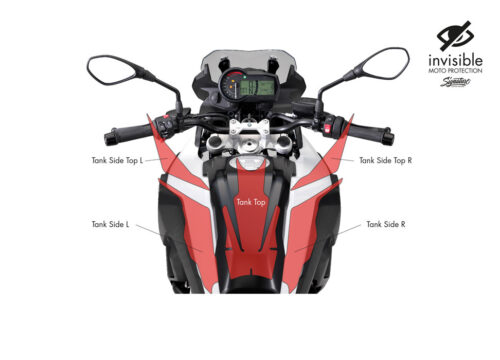 SIG 1031 02 BMW F750GS Basic Package Protective Films 02