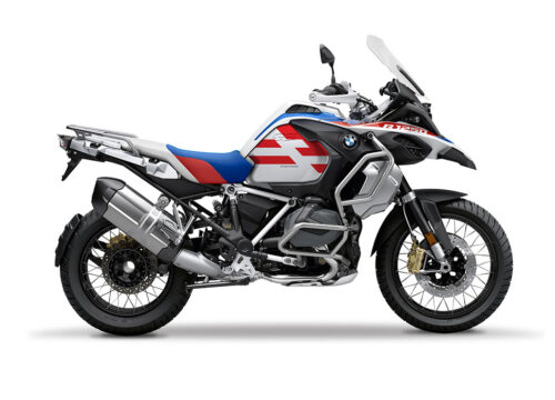SIG 1038 02 BMW R1250GS Adv Spirit Lines Red Stickers 01