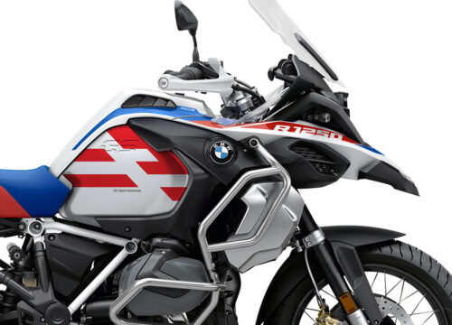 SIG 1038 02 BMW R1250GS Adv Spirit Lines Red Stickers 02