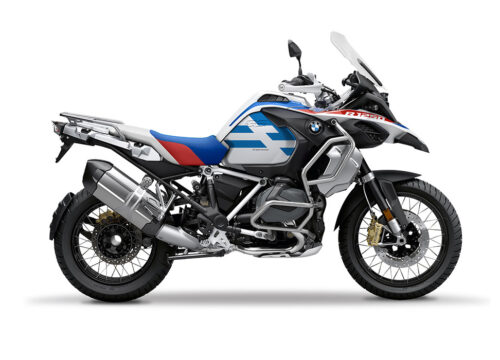 SIG 1039 02 BMW R1250GS Adv Spirit Lines Blue Stickers 01
