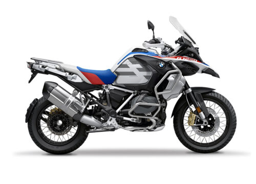 SIG 1040 02 BMW R1250GS Adv Spirit Lines Silver Stickers 01