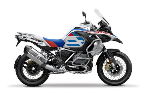SIG 1041 02 BMW R1250GS Adv Spirit Lines Red Blue Stickers 01