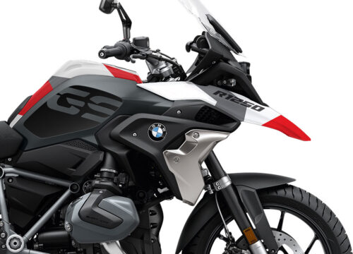 SIG 1050 02 BMW R1250GS Triple Black Red Camo 02