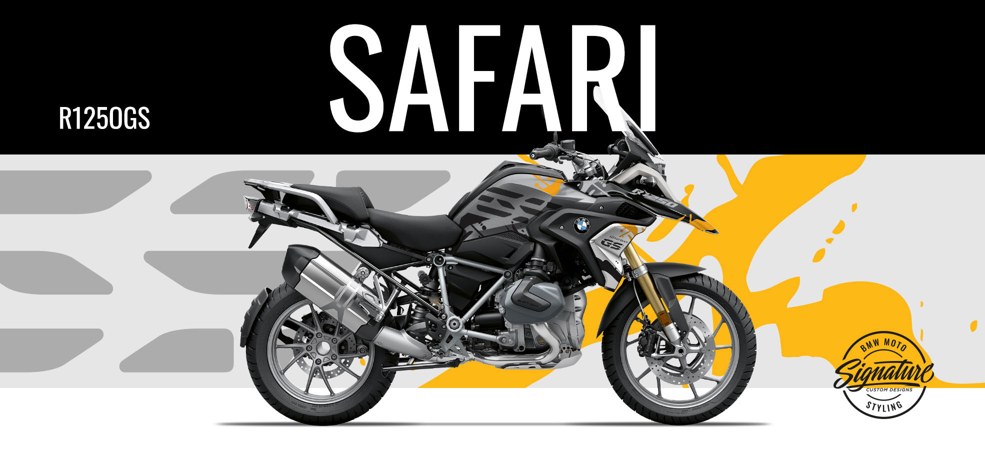 Webside Slider R1250GS Safari Yellow 2