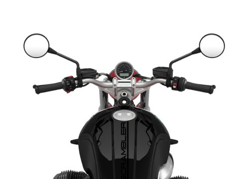 SIG 1056 03 BMW RnineT Scrambler Black Lines Black Storm Metallic