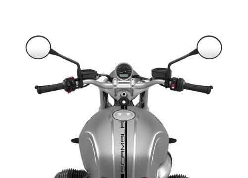 SIG 1056 03 BMW RnineT Scrambler Black Lines Granite Grey Metallic 1