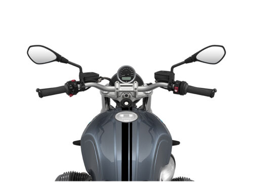 SIG 1064 02 BMW RnineT Pure Black Double Lines Mineral