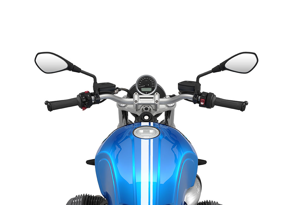 SIG 1066 02 BMW RnineT Pure White Double Lines Cosmic
