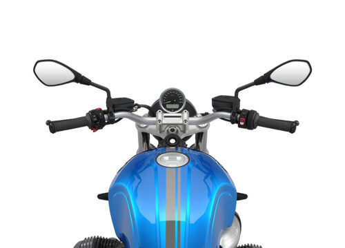 SIG 1067 02 BMW RnineT Pure Dark Silver Double Lines Cosmic 1