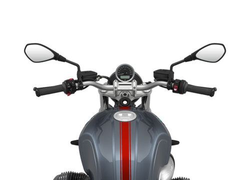 SIG 1068 02 BMW RnineT pure Red Triple Lines Mineral
