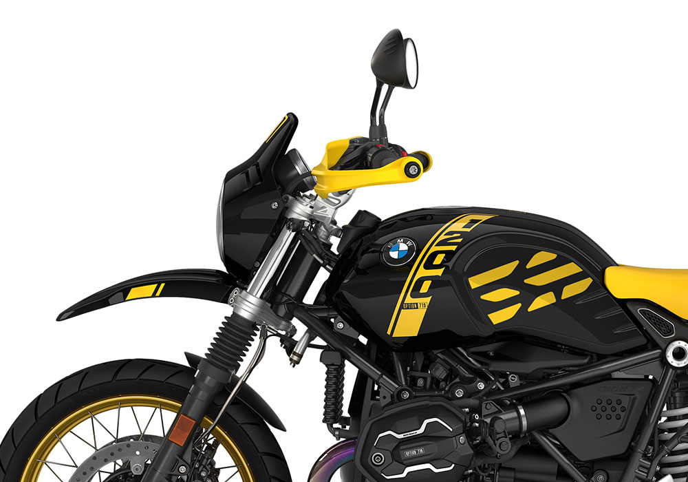 SIG 1089 01 BMW RnineT Urban GS Yellow GS Line 40 years left 02