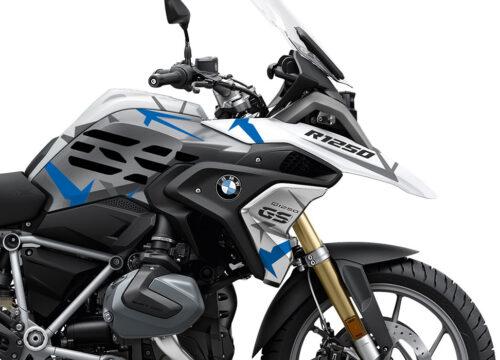 SIG 1098 03 BMW R1250GS Spike Blue Light White 02