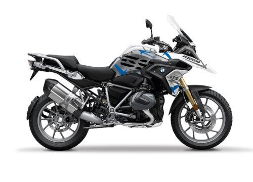 SIG 1098 03 BMW R1250GS Spike Blue Light White