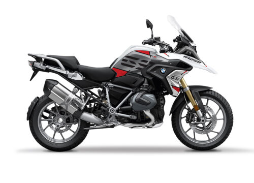 SIG 1103 02 BMW R1250GS Vector Red Light White