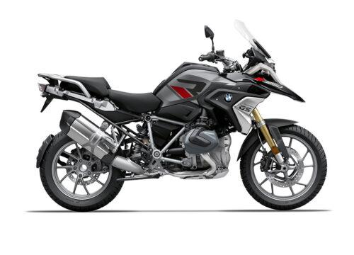 SIG 1116 02 BMW R1250GS R Line Black Grey Red Black Storm