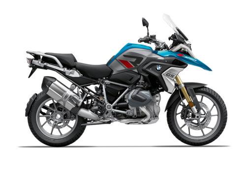SIG 1116 02 BMW R1250GS R Line Black Grey Red Cosmic Blue