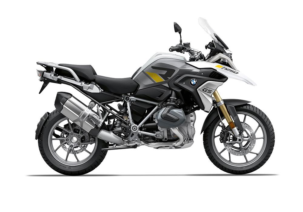 SIG 1118 02 BMW R1250GS R Line Black Grey Yellow Light White