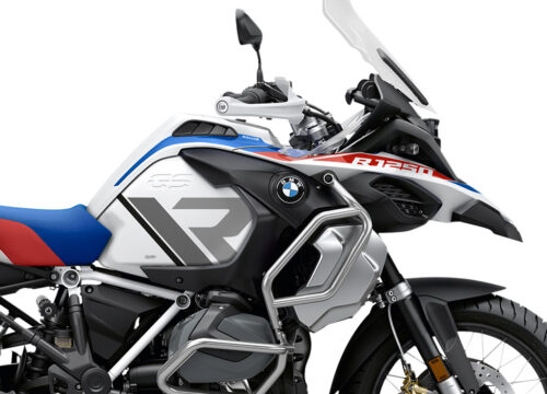SIG 1122 02 BMW R1250GS Adv R LINE Grey Variation Stickers Style Rally Right 2