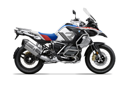 SIG 1122 02 BMW R1250GS Adv R LINE Grey Variation Stickers Style Rally Right